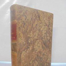 Libros antiguos: ENFERMEDADES DE LOS OJOS. L. WECKER. 2ª EDICION. TOMO I. EDITORIAL CARLOS BAILLY BAILLIERE. 1870. Lote 218964152