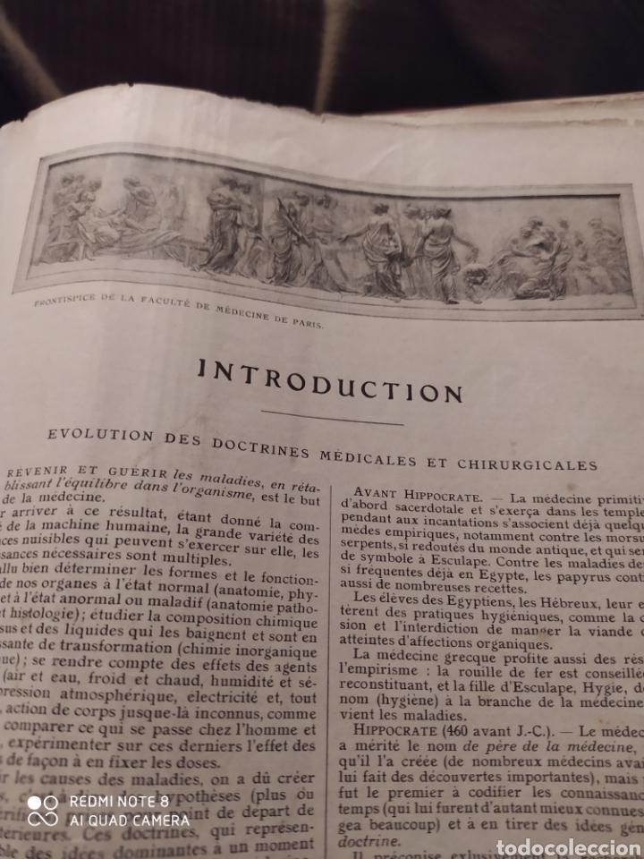 Libros antiguos: LAROUSSE MEDICAL ILLUSTRE. 1924/1925 - Foto 4 - 219864833