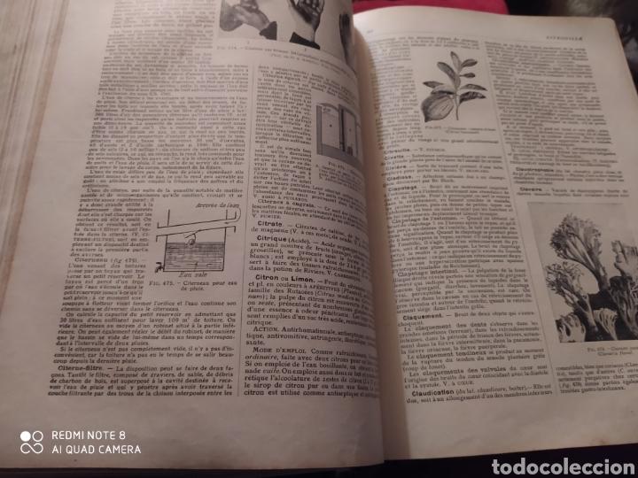 Libros antiguos: LAROUSSE MEDICAL ILLUSTRE. 1924/1925 - Foto 5 - 219864833