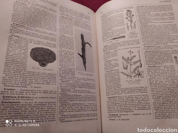 Libros antiguos: LAROUSSE MEDICAL ILLUSTRE. 1924/1925 - Foto 6 - 219864833