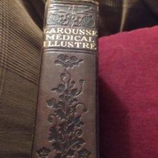Libros antiguos: LAROUSSE MEDICAL ILLUSTRE. 1924/1925. Lote 219864833