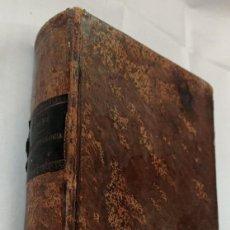Libros antiguos: FARMACOFITOLOGIA - BARCELONA 1879 - POR EL DR. ANTONIO SANCHEZ COMENDADOR.. Lote 220289286