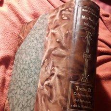 Libros antiguos: ENFERMEDADES DEL INTESTINO Y DE LA NUTRICIÓN. MOHR Y STAEHELIN. CALLEJA, 1922. Lote 219764746