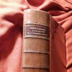 Libros antiguos: PRECIS D'HYGIENE ET DES MALADIES DE LA PREMIERE ENFANCE. MARFAN Y LEMAIRE. PARIS 1930. Lote 219910301