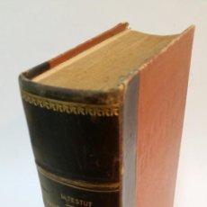 Libros antiguos: 1930 - TESTUT - TRATADO DE ANATOMÍA HUMANA. TOMO SEGUNDO: ANGIOLOGÍA, SISTEMA NERVIOSO CENTRAL. Lote 221543022
