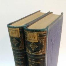 Libros antiguos: 1910 - JULIO SCHWALBE - TÉCNICA TERAPÉUTICA. MANUAL PRÁCTICO PARA MÉDICOS Y ESTUDIANTES. 2 TOMOS. Lote 221543221