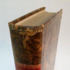 Libros antiguos: 1918 - RECASENS - TRATADO DE GINECOLOGÍA. Lote 221543473