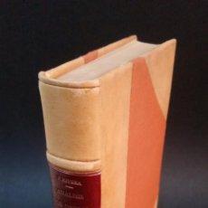 Libros antiguos: 1915 - SÁNCHEZ DE RIVERA Y MOSET - ANÁLISIS DE ORINAS. CON UN APÉNDICE DE ANÁLISIS DE HECES, ETC.. Lote 221545352