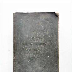 Libros antiguos: A. A. MARKS - ARTIFICIAL LIMBS - 701, BROODWAY NEW YORK (1899) (ESPECTACULAR LIBRO SOBRE PRÓTESIS). Lote 221948276
