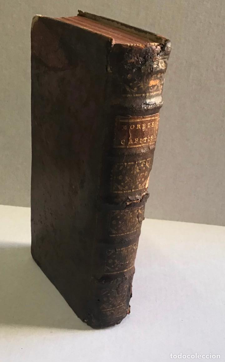 Libros antiguos: TRACTATUS DE MORBIS INTERNIS CAPITIS. - LAZERME, Jacobo. 1748 - Foto 2 - 222016125