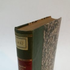 Libros antiguos: 1884 - POUILLET - TRATADO DE LOS FLUJOS BLENORRÁGICOS CONTAGIOSOS, DEL HOMBRE Y DE LA MUJER. Lote 222052777