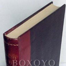 Libros antiguos: AAVV. TRABAJOS DE LA CÁTEDRA DE HISTORIA CRÍTICA DE LA MEDICINA.TOMO II (CURSO DE 1932-1933). Lote 222069990