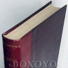 Libros antiguos: AAVV. TRABAJOS DE LA CÁTEDRA DE HISTORIA CRÍTICA DE LA MEDICINA.TOMO IV (CURSO DE 1934-1935). Lote 222069991