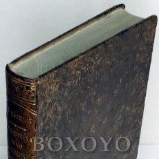 Libros antiguos: DESCURET, J. LA MEDICINA DE LAS PASIONES O LAS PASIONES CONSIDERADAS CON RESPECTO A LAS ENFERMEDADES. Lote 222070015
