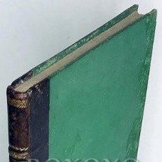 Libros antiguos: CAMPÁ, FRANCISCO DE P. OPOSICIONES A LA CÁTEDRA DE OBSTETRICIA Y ENFERMEDADES ESPECIALES DE LA MUJER. Lote 222110832