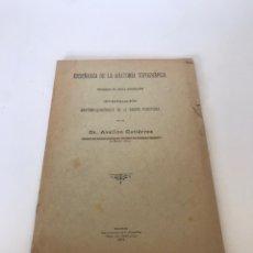 Libros antiguos: ENSEÑANZA DE LA ANATOMÍA FOTOGRÁFICA - ANATOMO-QUITURGICA DE LA REGIÓN PAROTIDEA / MADRID 1911. Lote 222364993