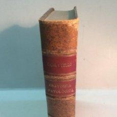 Libros antiguos: RAMÓN Y CAJAL Y J. F. TELLO: MANUAL DE ANATOMÍA PATOLÓGICA (1927). Lote 222906751