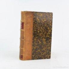 Libros antiguos: CLÍNICA EGREGIA, APUNTES HISTÓRICOS, LUIS COMENGE, 1895, BARCELONA. 20X14CM. Lote 223338467