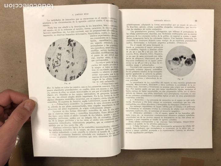 Libros antiguos: LECCIONES DE PATOLOGÍA MÉDICA. Dr. C. JIMÉNEZ DIAZ. 2 TOMOS. EDITORIAL CIENTÍFICO MÉDICA 1936. - Foto 5 - 224159428