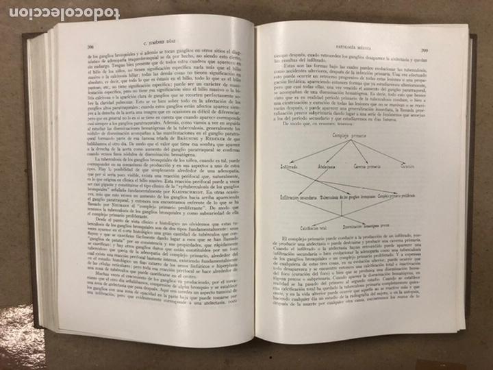 Libros antiguos: LECCIONES DE PATOLOGÍA MÉDICA. Dr. C. JIMÉNEZ DIAZ. 2 TOMOS. EDITORIAL CIENTÍFICO MÉDICA 1936. - Foto 6 - 224159428