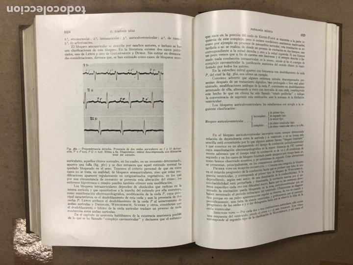 Libros antiguos: LECCIONES DE PATOLOGÍA MÉDICA. Dr. C. JIMÉNEZ DIAZ. 2 TOMOS. EDITORIAL CIENTÍFICO MÉDICA 1936. - Foto 7 - 224159428