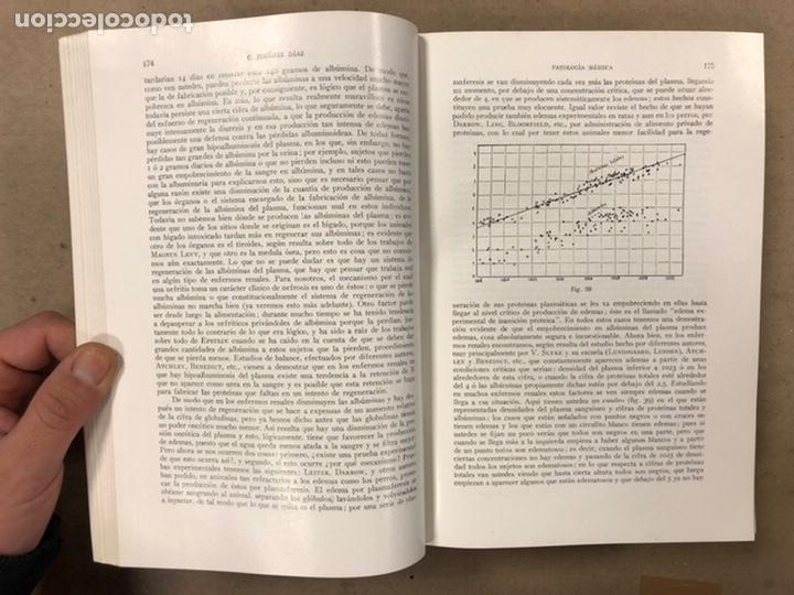 Libros antiguos: LECCIONES DE PATOLOGÍA MÉDICA. Dr. C. JIMÉNEZ DIAZ. 2 TOMOS. EDITORIAL CIENTÍFICO MÉDICA 1936. - Foto 13 - 224159428