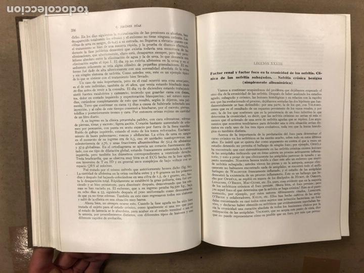 Libros antiguos: LECCIONES DE PATOLOGÍA MÉDICA. Dr. C. JIMÉNEZ DIAZ. 2 TOMOS. EDITORIAL CIENTÍFICO MÉDICA 1936. - Foto 14 - 224159428