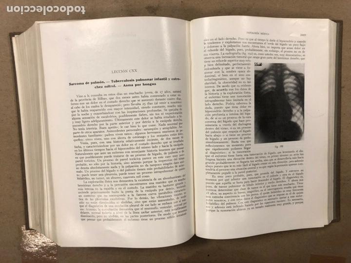 Libros antiguos: LECCIONES DE PATOLOGÍA MÉDICA. Dr. C. JIMÉNEZ DIAZ. 2 TOMOS. EDITORIAL CIENTÍFICO MÉDICA 1936. - Foto 17 - 224159428