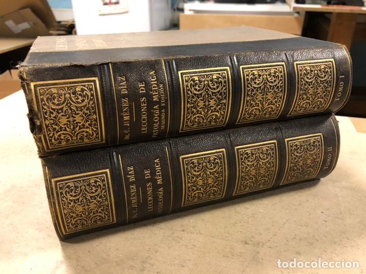 Libros antiguos: LECCIONES DE PATOLOGÍA MÉDICA. Dr. C. JIMÉNEZ DIAZ. 2 TOMOS. EDITORIAL CIENTÍFICO MÉDICA 1936. - Foto 19 - 224159428