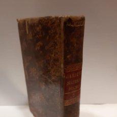 Libros antiguos: LIBRO BARBIER MATERIA MÉDICA 2 ORIGINAL AÑO 1830 MED.: 15X10 CMS. (T1). Lote 226264275