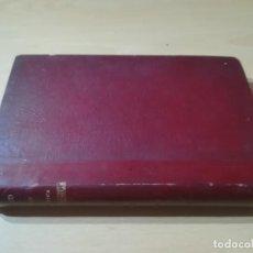 Libros antiguos: LECCIONES CLINICA MEDICA S JACCOUD / HOSPITAL PIEDAD 1883 1884 / 1900 HERNANDO MADRID / F207. Lote 227030255