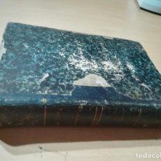 Libros antiguos: FARMACOPEA FORMULARIO MEDICAMENTOS NUEVOS / SUPLEMENTO SIGLO MEDICO / 1893 TEODOBO MADRID / G407. Lote 227035100