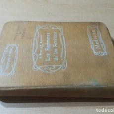 Libros antiguos: LOS REGIMENES DE LOS ARTITRICOS / BARDET - BOULOUMIE / MANUALES REUS IV / I-207. Lote 227037155