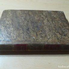Libros antiguos: NUEVAS MEDICACIONES / DUJARDIN BEAUMETZ - PRIMERA PARTE / 1893 BAILLY BAILLIERE MADRID / P+206. Lote 227038095