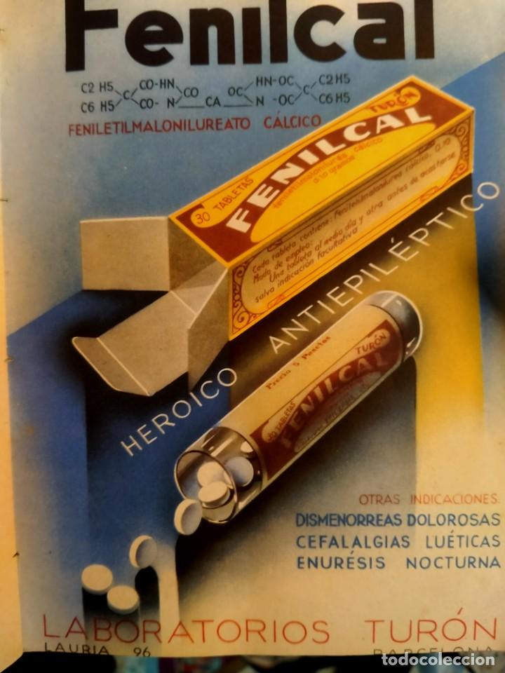 Libros antiguos: PI I SUNYER - LEQUILIBRI NEUROVEGETATIU - 1936 - CIENCIA - MONOGRAFIES MÉDIQUES - ÚNIC - Foto 3 - 227262785