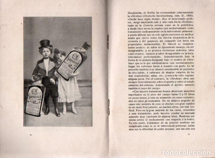 Libros antiguos: ENFERMEDADES POR ENFRIAMIENTO Y SU CURACIÓN - PUBLICIDAD HOFFMANN LA ROCHE - LABORATORIOS ROCHE - Foto 3 - 231044810