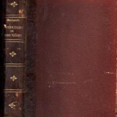 Libros antiguos: GERHARDT : TRATADO COMPLETO DE ENFERNEDADES DE LOS NIÑOS (1882). Lote 231064070