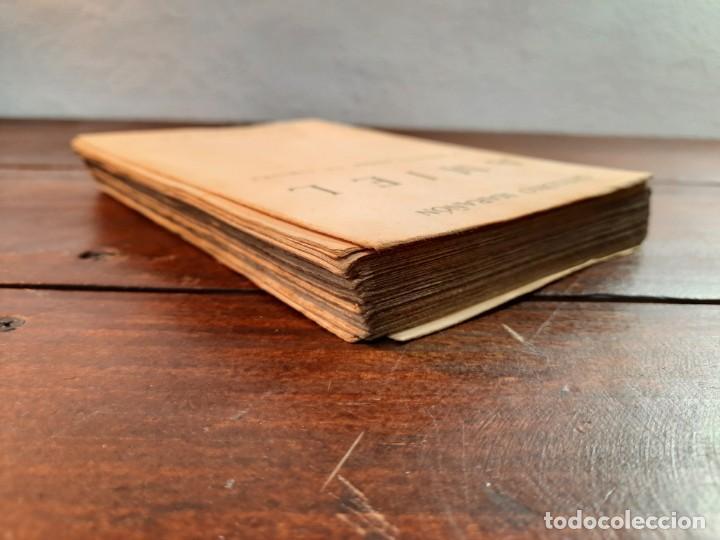 Libros antiguos: AMIEL, UN ESTUDIO SOBRE LA TIMIDEZ - GREGORIO MARAÑON - ESPASA-CALPE, 1932, 1ª EDICION - Foto 10 - 231299595