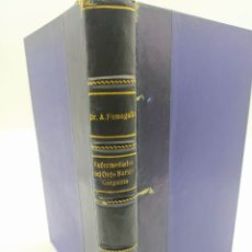 Libros antiguos: ENFERMEDADES DEL OÍDO, NARIZ Y GARGANTA.OTTO KÖRNER Y K GRÜNBERG POR EL DR ALBERTO FUMAGALLO 1933. Lote 231363700