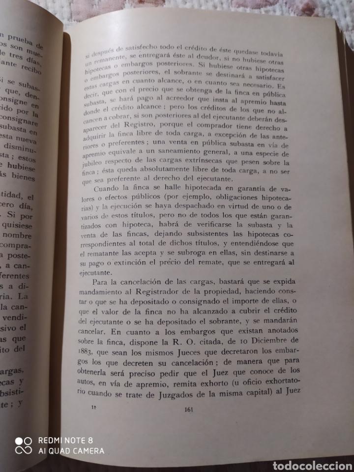 Libros antiguos: LECCIONES DE PRÁCTICA FORENSE. 1921. DR. MAGÍN FÁBREGA. - Foto 5 - 232324075