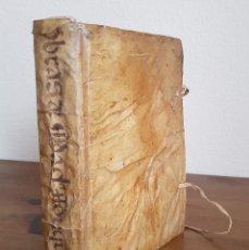 Libri antichi: MADAMA FOUQUET: OBRAS MEDICO-CHIRURGICAS. ECONOMÍA DE LA SALUD... T.II. SALAMANCA 1750. MEDICINA. Lote 232499150