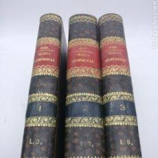 Libros antiguos: CIENCIAS QUIRÚRGICAS 1873 J A FORT. Lote 234964570