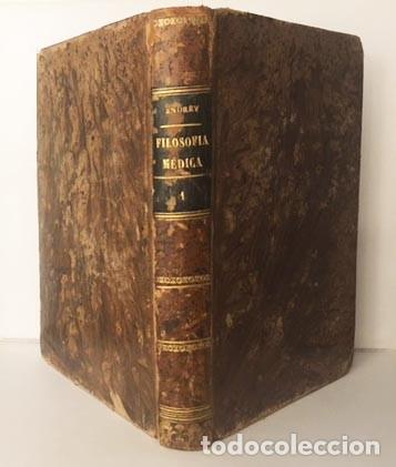 ESTUDIOS DE FILOSOFÍA MÉDICA Ó CRÍTICA DE... (ANDREY) ...DE LOS DOGMAS HIPOCRÁTICOS. 1861 SANTIAGO (Libros Antiguos, Raros y Curiosos - Ciencias, Manuales y Oficios - Medicina, Farmacia y Salud)