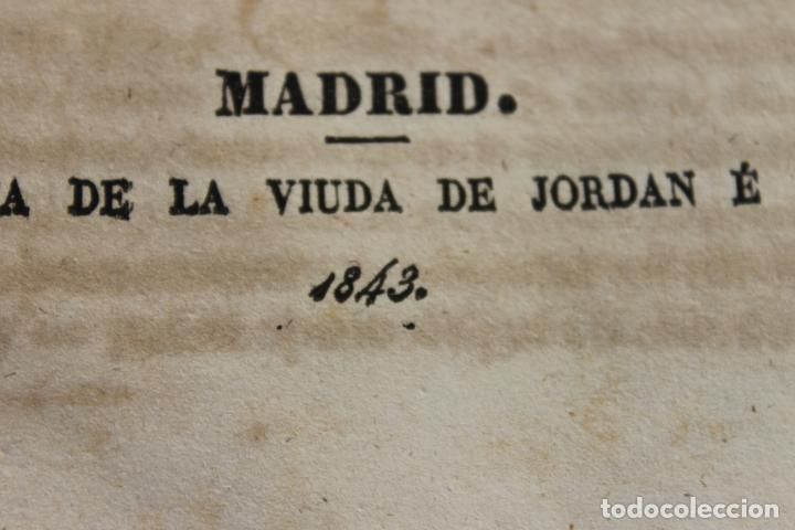 Libros antiguos: ELEMENTOS DE PRACTICA FORENSE POR MANUEL ORTIZ DE ZUÑIGA, 1843 MADRID - Foto 4 - 238548370