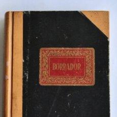 Libros antiguos: CUADERNO MANUSCRITO ANÓNIMO, BORRADOR. FORMULARIO, RECETARIO, REMEDIOS CASEROS, MEDICINA. 158 PGNAS.. Lote 240718215