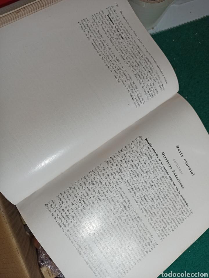 Libros antiguos: Patología constitucional influencia de la predisposición en las enfermedades internas. Bauer. 1933 - Foto 3 - 242066285