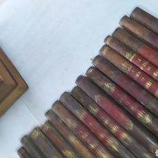 Libros antiguos: TOMOS ANTIGUOS DE LA OFICINA DE FARMACIA ESPAÑOLA.. Lote 244497740