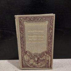 Libros antiguos: MEDICINA...TRASTORNOS NUTRITIVOS DEL LACTANTE....1930.... Lote 244808290