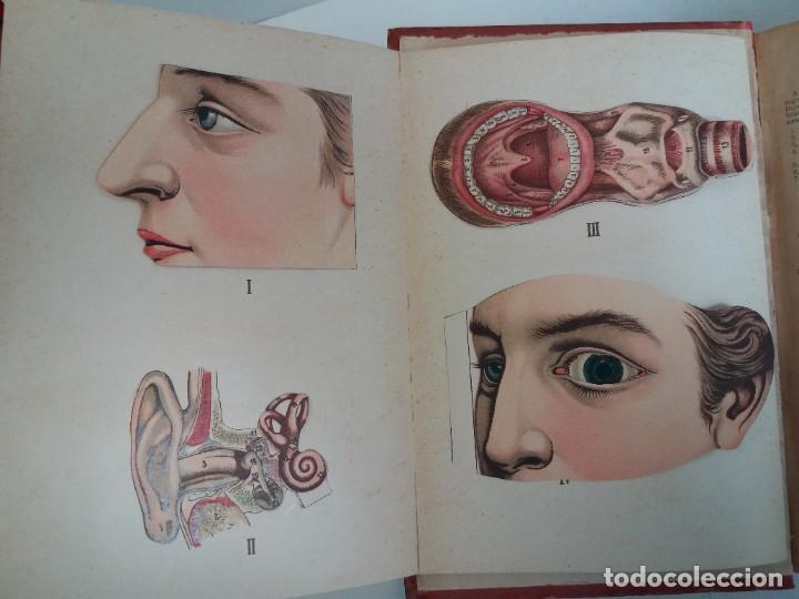 Libros antiguos: ATRACTIVO LIBRO METODO DE MEDICINA NATURAL MÁS DE 120 AÑOS MODERNISTA - Foto 10 - 245311370