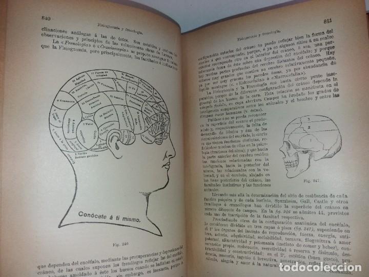 Libros antiguos: ATRACTIVO LIBRO METODO DE MEDICINA NATURAL MÁS DE 120 AÑOS MODERNISTA - Foto 36 - 245311370